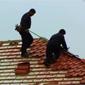 Couverture de toiture en tuiles